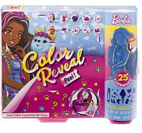 Dukke Barbie Color Reveal Fantasy