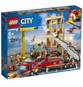 Lego Brannvesenet I Aksjon 60216