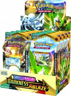 Pokemon Startpakke Sword & Shield 3 Theme