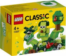 Lego Grønne Kreativitetsklosser 11007