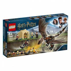 Lego Tretrollmannsturneringen Med Ungarsk Hornsvan
