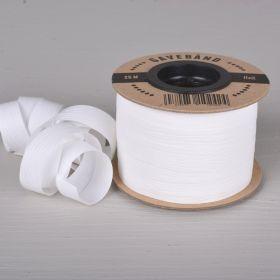 Gavebånd Hvit 10mm X 25m