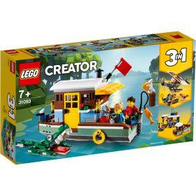 Lego Husbåt 31093