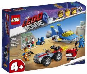"Lego Emmet Og Bennys ""Bygg Og Reparer"" 70821"