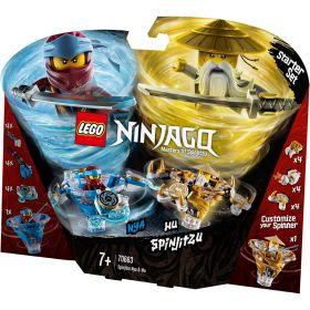 Lego Spinjitzu-Nya Og Wu 70663