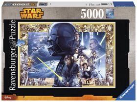 Puslespill 5000 Star Wars Ravensburger