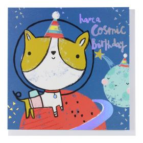 Systemkort Pc Space Dog Cosmic Birthday Holo