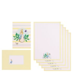 Brevpapir Peter Rabbit Mag Writing Set
