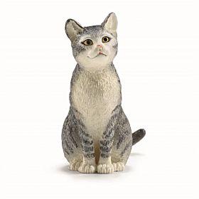 Schleich Katt, sittende