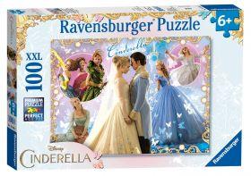 Puslespill 100 Disney Askepott Ravensburger