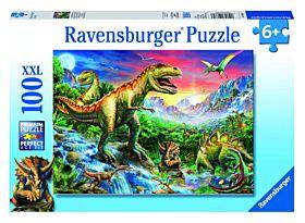 Puslespill 100 Dinosaur Ravensburger