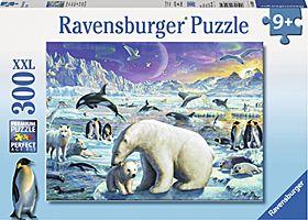 Puslespill 300 Polardyr Ravensburger