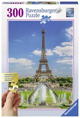 Puslespill 300 Eiffel Tower Ravensburger