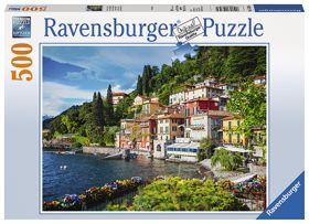 Puslespill 500 Lake Como Ravensburger