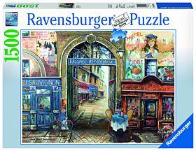Puslespill 1500 Paris Ravensburger