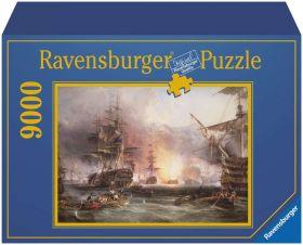 Puslespill 9000 Slaget Ved Alger Ravensburger