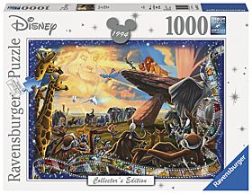 Puslespill 1000 Disney Lion King Ravensburger