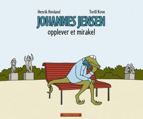 Johannes Jensen opplever et mirakel