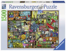 Puslespill 1500 Ting Og Tang Ravensburger