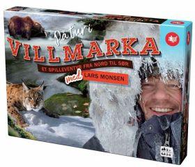 Spill På Tur I Villmarka Med Lars Monsen
