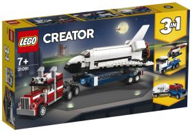 Lego Romfergetrailer 31091