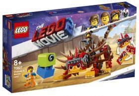 Lego Ultrekatty Og Kriger-Lucy 70827