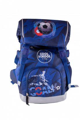 Skolesekk 22L Fotball Tinka Cool School 2020