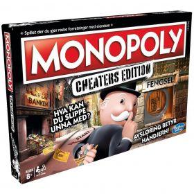 Spill Monopol Cheater