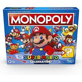 Spill Monopoly Super Mario Celeb Eng
