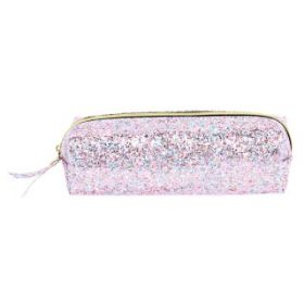 Pennal Irid Glitr Purse Pencil Case