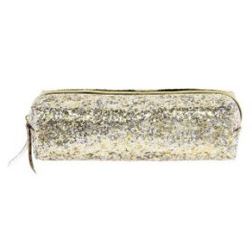 Pennal Gold Glitter Purse Pencil Case