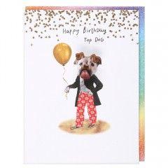 Systemkort PC Happy Birthday Top Dog