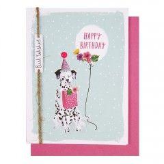 Systemkort PC Dog Happy Birthday