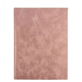 Ff A4 Pink Linen Magnifying Ntbk