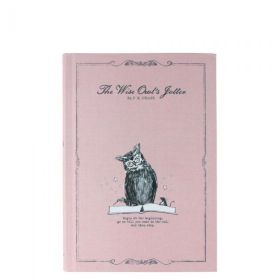 Ff A5 Wise Owl Jotter Ntbk