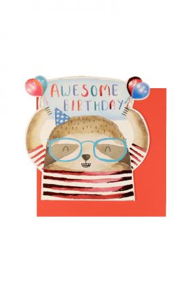 Systemkort PC Awesome Birthday Sloth