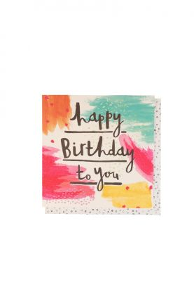 Systemkort PC Happy Birthday To You Print