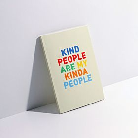 Notatbok CL A5 Kind People Cups