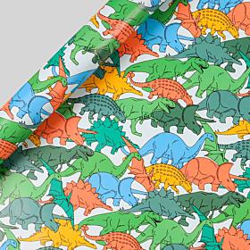 Gavepapir Dino Herd 5M