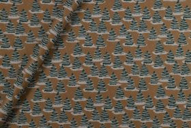 Gavepapir 3m X 70cm Paint Trees