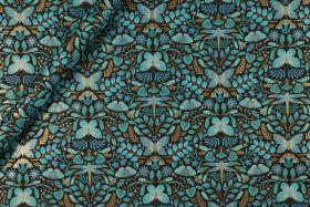 Gavepapir 3m X 70cm Luxe Butterfly