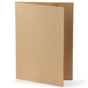 Strikkmappe Kraft Elasticated Folder