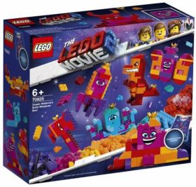 Lego Dronning Harruset Håpefulls «Bygg Hva Som Hel