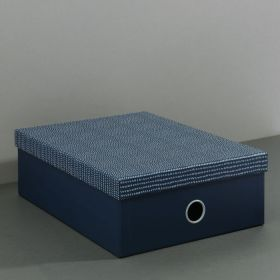 Oppbevaringsboks PD A4 Storage Box Teal
