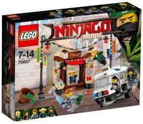 Lego Forfølgelse I Ninjago By 70607