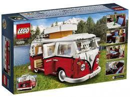 Lego VW T1 Camper Van 10220