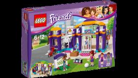 Lego Heartlakes sportssenter 41312