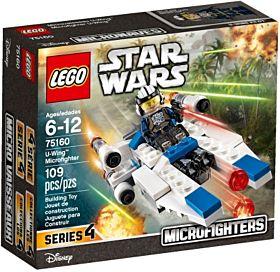 Lego U-Wing Microfighter 75160