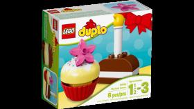 Lego Mine første kaker 10850