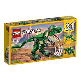 Lego Grønn Dinosaur 31058